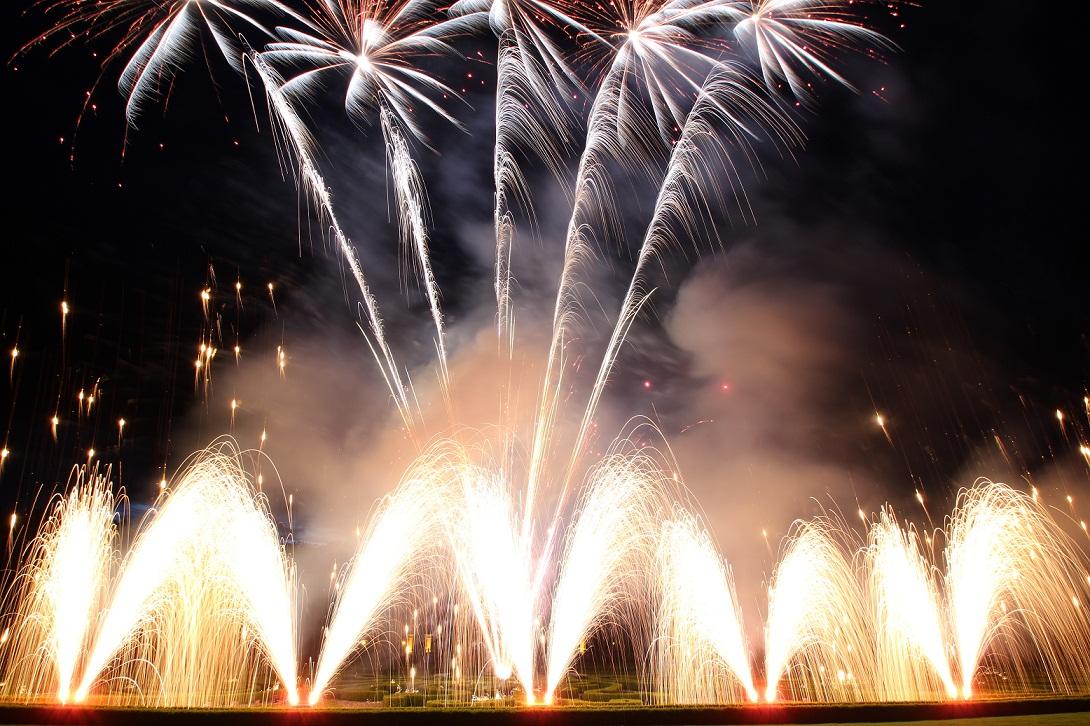 Kombi Feuerwerk